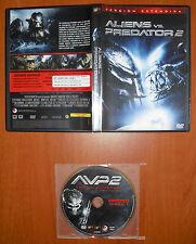 AVP2: Alien vs. Predator 2 Requiem - Versión Extendida [DVD] Steven Pasquale