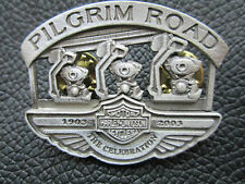 HARLEY Davidson Pin Pilgrim Road Limited Edition SPORTSTER tonaca Biker MC