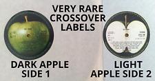 """BEATLES """" HEY JUDE """"UK EXPORT CPCS LP RARE DARK/LIGHT APPLE UNKNOWN CONTRACT"""