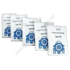 MIELE S381 VACUUM BAGS TYPE GN X 5 + 2 FILTERS