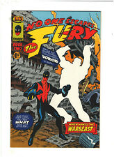 1963 Buch Zwei: die Wut VF/NM 9.0 Image Comics Alan Moore 1993