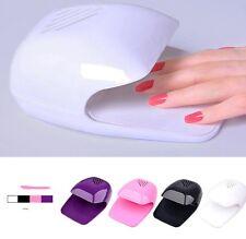 VENTILADOR mini Secador  de Uñas para Manicura Gel Esmalte Permanente CON PILAS