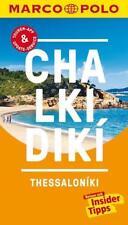 MARCO POLO Reiseführer Chalkidiki (Kein Porto)