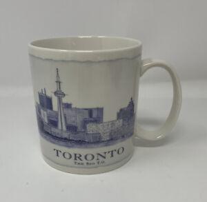 Starbucks Architecture Series 18 OZ Coffee Tea Mug 2006 TORONTO Canada