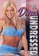 WWE - Divas Undressed (DVD, 2002)