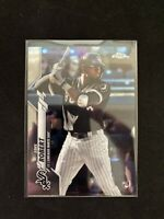 2020 Topps Chrome Luis Robert Rookie Card - Invest - White Sox