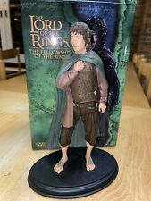 lord of the rings sideshow weta frodo baggins rare