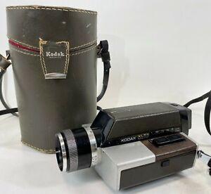Vintage Kodak XL55 Super8 Super 8 Home Video Recorder Movie Maker Camera