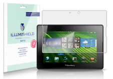iLLumiShield Anti-Glare Matte Screen Protector 3x for BlackBerry PlayBook 7""