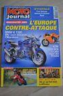 MOTO JOURNAL 1588 Road Test BUELL XB 9 12 DUCATI ST3 BMW K 1300 YAMAHA XJR 1200