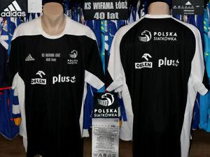 Voleyball Polska Siatkówka Ks Wifama Anniversary 40Years Training Adidas Shirt