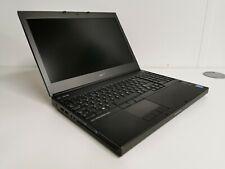 "Dell Precision M4800 i7-4810Q 2.8Ghz 15"" Laptop - 16GB RAM/500GB HDD"