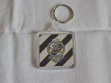 QUEEN'S REGIMENT  LARGE KEY RING