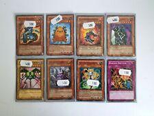 Yu-Gi-Oh Karten 40 Stück in Hülle YGO Deck Konvolut YuGiOh Spielkarten Sammlung