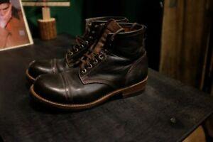 Julian Bowery Boots Shell Cordovan