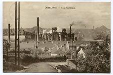 CPA - Carte Postale - Belgique - Charleroi - Haut Fourneaux ( SV5531 )