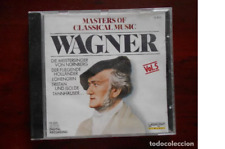 CD MASTERS OF CLASSICAL MUSIC - VOL. 5 - RICHARD WAGNER (3D)