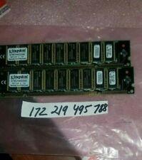 KTMP6602048 Kingston 2GB Kit (2 X 1GB) PC66 66MHz ECC Unbuffered CL2 208-Pin DIM