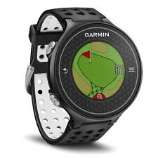 New Garmin Approach S6 GPS Black Golf Watch w/ Tempo Training & PinPointer