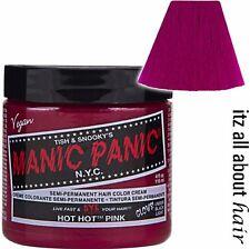 MANIC PANIC -- HOT HOT PINK -- HAIR DYE  118 ML