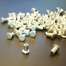 10mm Winter snow tire Stud Carbide tip with Steel Body 100pcs