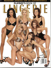 Playboy BOOK OF LINGERIE 01/02/1999  ALLEY BAGGETT & KATIE PRICE