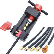 Multifunction Bicycle Repair Tool Hydraulic Disc Brake Hose Oli Connector Ins~QA