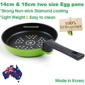 Mini Sauce& Egg pan 14cm ,16cm Premium Diamond coating Non-stick korea