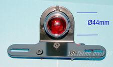 Rücklicht Rearlight  LMT110 Lucas 53009 Triumph Norton BSA Oldschool mit halter
