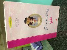 1997 edizione da collezione LE GRANDI EPOCHE COLLEZIONE FRENCH LADY Barbie
