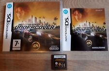 Nintendo DS Need for Speed Undercover Complete Excellent Condition!