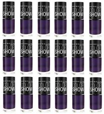 Maybelline Colorshow Nail Polish, 280 Plum Paradise CHOOSE YOUR PACK