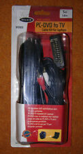 BRAND NEW BELKIN CABLE/PC-DVD TV CA BLE KIT 5M F8V3004EA05M - FAST FREE POSTAGE