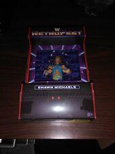 WWE Shawn Michaels Mattel Retro Fest Figure NIB WWF WCW GameStop Exclusive
