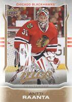 2014-15 Upper Deck MVP Hockey #32 Antti Raanta Chicago Blackhawks