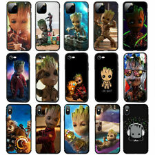 Marvel I Am Groot TPU Case for iPhone 11 Pro XS MAX XR X 8 7 6 6S Plus 5 5S SE