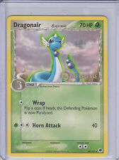 POKEMON PRERELEASE CARD : DRAGONAIR 28/101 (EX DRAGON FRONTIERS)
