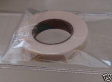 1 REEL OF WHITE FLORAL FLORIST TAPE WATERPROOF BUTTONHOLES STEMWRAP