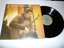 JOHN WILLIAMS - Greatest Hits - 1974 UK CBS vinyl LP