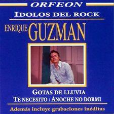 Guzman, Enrique : Gotas De Lluvia CD