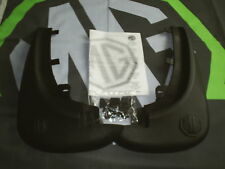 MGF MG F Front Mud Flaps Kit Genuine OEM Part New mgmanialtd.com