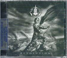 LACRIMOSA REVOLUTION SEALED CD NEW 2012