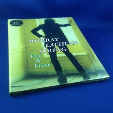 MURRAY LACHLAN YOUNG: Vice & Verse Limited Edition Deluxe Book & CD OOP 1997 UK