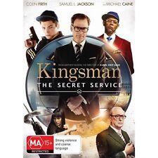 KINGSMAN:The Secret Service-Colin Fiirth-Region 4-New AND Sealed