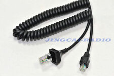 New! 8PIN To 6PIN Mic Cable Cord For Kenwood TK-780 TK-860 TK-868 TK-880 TK-808