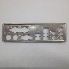 ATX-Blende / I/O-Shield / Backplate für ASRock AliveXfire-eSATA2
