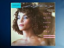 "Whitney Houston ‎– Love Will Save The Day (Extended Remix) (Vinyl, 12"",MAXI 45T)"