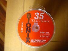 1,00 MM- 66 KG // 145,2 Lb NYLON GRAUVELL BIONIX 500 M