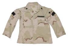 US Army Special Operations ODA SOF SEAL RAID DCU Desert Field Shirt - LARGE REG
