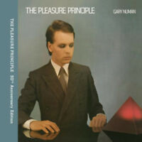 The Pleasure Principle CD 30th Anniversary  Album 2 discs (2009) ***NEW***